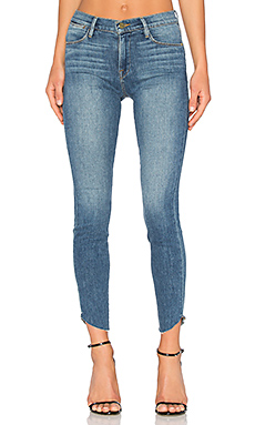 JEAN SKINNY BASE TULIPE LE HIGH