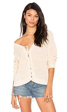Doral Blouse en Bisque