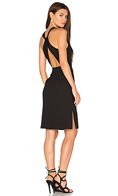 Frazer Dress in Black