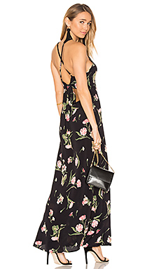 Adaline Maxi Dress in Night Bloom