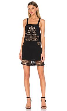 Gracey Tank Dress in Black