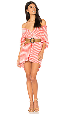 ROBE COURTE LITTLE SWAY