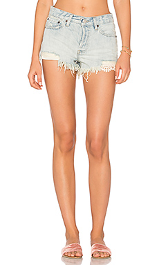 SHORT EN DENTELLE DAISY CHAIN