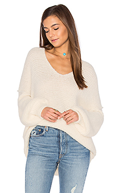 All Mine Sweater in Ivory