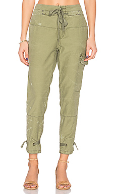 Don't Get Lost Soft Utility Pant – 藓绿