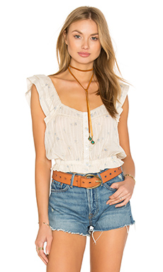 Penny Lane Top en Ivory