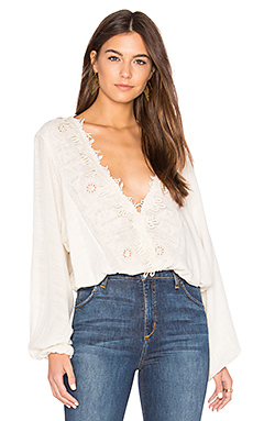 Desert Sands Top en Ivory