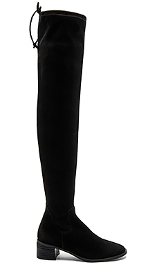 Coast to Coast Over the Knee Boot – 黑色