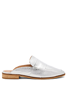 At Ease Loafer en Argent