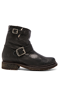 Valerie 6 Boot with Shearling Lining – 黑色