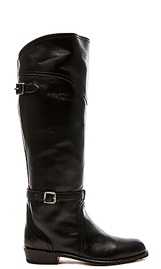 Dorado Classic Riding Boot en Noir