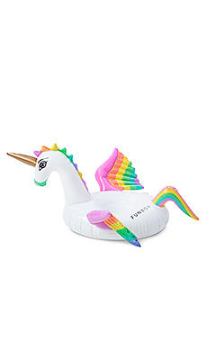 RAINBOW UNICORN 充气杯架