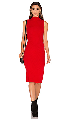 ROBE-PULL COL CHEMINÉE THE SLEEVELESS