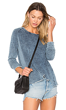 Brook Indigo Sweatshirt en Indigo