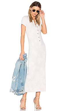 The Vintage Maxi en Stoned Dirty White