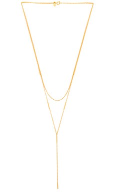 COLLIER LARIAT MULTI-RANGS NINA