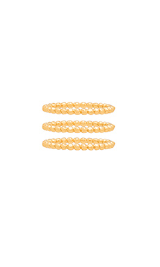 Marlow Ring Set – 金色