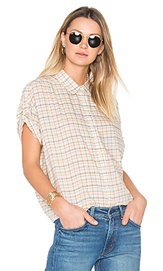 The Roll Sleeve Big Shirt – Old Havana Plaid