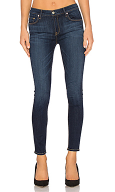 Candice Mid-Rise Skinny Jean in Anticipation