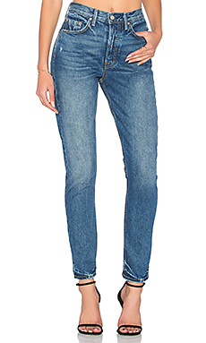 Karolina High-Rise Skinny Jean in Close to You