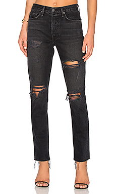 Karolina High-Rise Skinny Jean in Travelin' Band