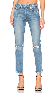 Naomi High-Rise Stretch Jean in I Will Suvive