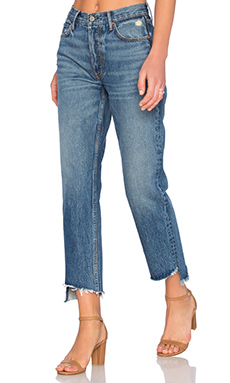 HELENA 直筒牛仔裤