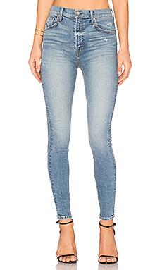 PETITE Kendall Super Stretch High-Rise Skinny Jean en Heart of Glass