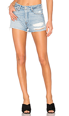 SHORT TAILLE HAUTE CINDY
