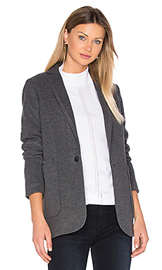 Blake Wool Blazer – Carbid Heather