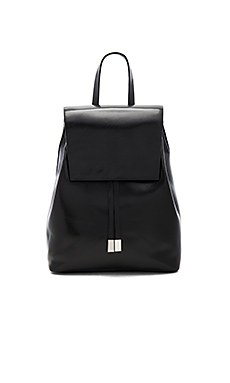 Cole 2.0 Backpack in Black & Silver