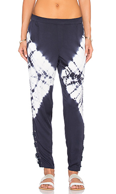 PANTALON LACE UP
