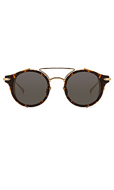Mile High in Tortoise & Gold
