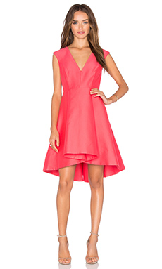 ROBE COURTE HIGH LOW