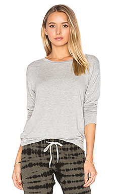 Lounge Sweatshirt in Heather Grey