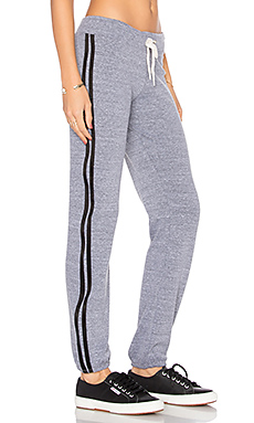 Athletic Vintage Sweatpants in Dark Heather