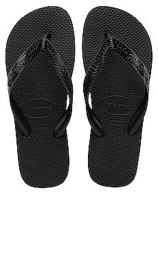 Top Flip Flop – 黑色