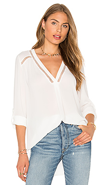 Holly Top en Ivory