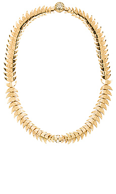 Dorado Link Necklace en Or