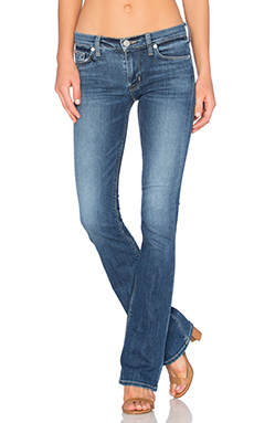 JEAN BOOTCUT TAILLE MOYENNE LOVE