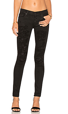 Krista Super Skinny in Millennial Destructed