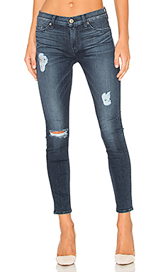Nico Mid Rise Ankle Skinny en Anchor Light 2