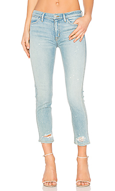 JEAN DROIT CROPPED TAILLE MOYENNE SAVY