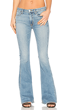 JEAN FLARE TAILLE HAUTE TOM CAT