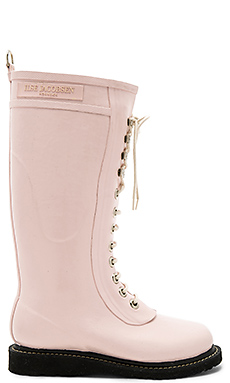 Long Rubber Boot en Peach Whip