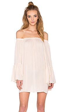 ROBE COURTE KAMANI OFF THE SHOULDER