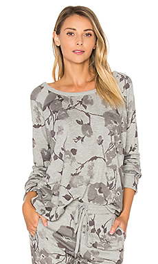 Nachos Sweatshirt – Misty Poppy