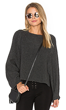 PULL RAS DU COU CROPPED