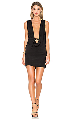 x ANJA RUBIK Stellie Dress in Black