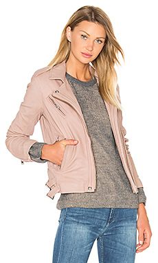 Han Jacket in Pink & Grey